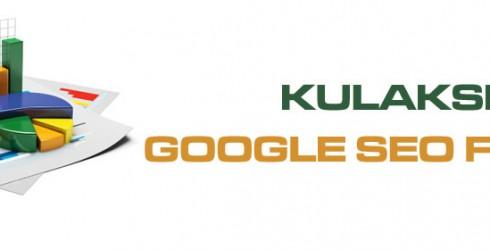 Kulaksız Google Seo Firması