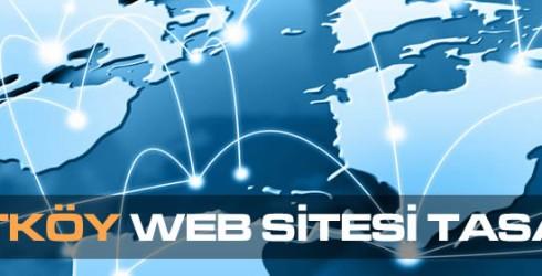 Kurtköy Web Sitesi Tasarımı