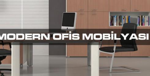 Modern Ofis Mobilyası