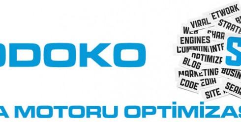 Modoko Arama Motoru Optimizasyonu