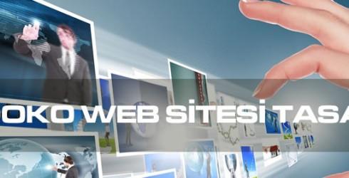 Modoko Web Sitesi Tasarımı