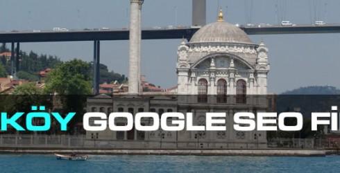 Ortaköy Google Seo Firması