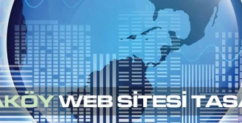 Ortaköy Web Sitesi Tasarımı
