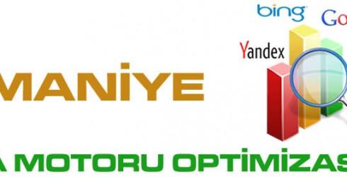 Osmaniye Arama Motoru Optimizasyonu