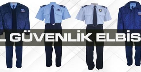 Özel Güvenlik Elbiseleri