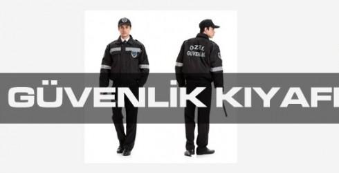 Özel Güvenlik Kıyafeti