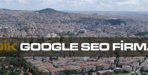 Pendik Google Seo Firması