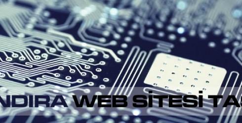 Samandıra Web Sitesi Tasarımı