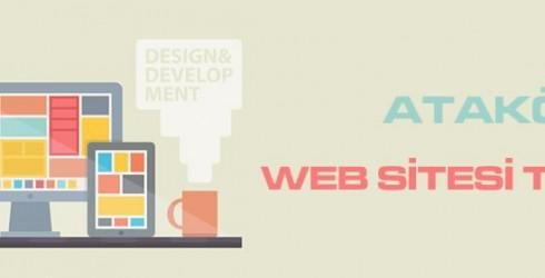 Seyrantepe Web Sitesi Tasarımı