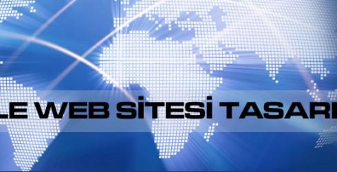 Şile Web Sitesi Tasarımı