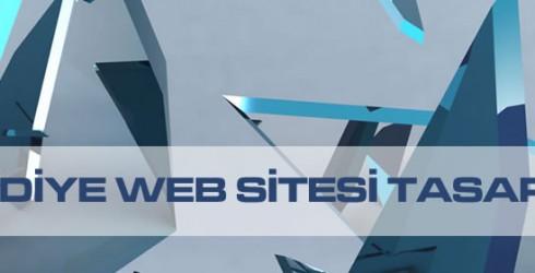 Suadiye Web Sitesi Tasarımı