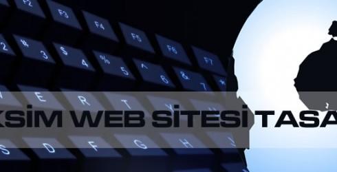 Taksim Web Sitesi Tasarımı
