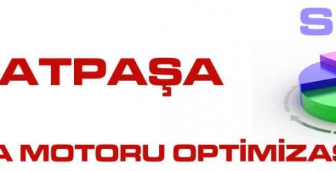 Talatpaşa Arama Motoru Optimizasyonu