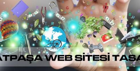 Talatpaşa Web Sitesi Tasarımı