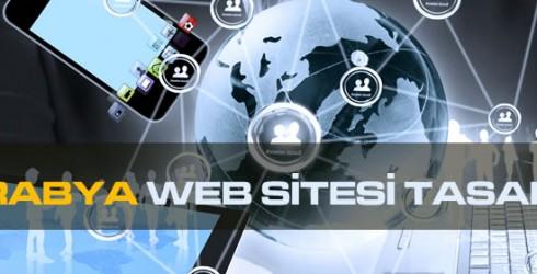 Tarabya Web Sitesi Tasarımı