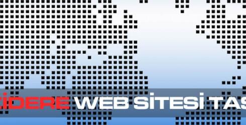 Terazidere Web Sitesi Tasarımı