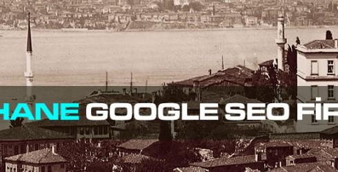 Tophane Google Seo Firması