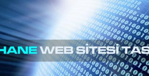 Tophane Web Sitesi Tasarımı