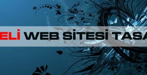 Tunceli Web Sitesi Tasarımı