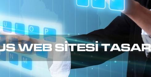 Ulus Web Sitesi Tasarımı