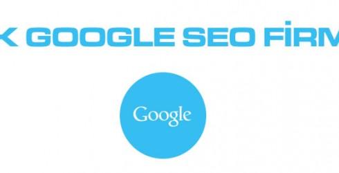 Uşak Google Seo Firması