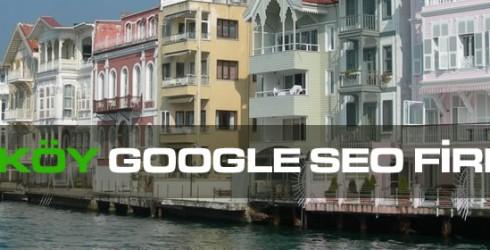 Yeniköy Google Seo Firması