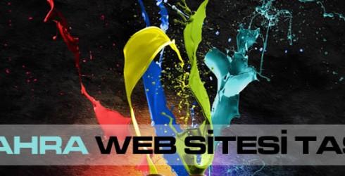 Yenisahra Web Sitesi Tasarımı