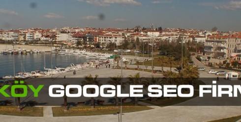 Yeşilköy Google Seo Firması