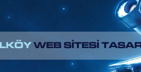 Yeşilköy Web Sitesi Tasarımı