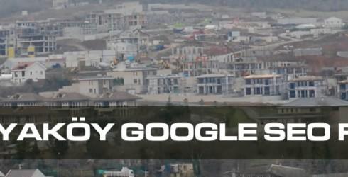 Zekeriyaköy Google Seo Firması