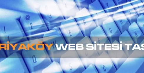 Zekeriyaköy Web Sitesi Tasarımı